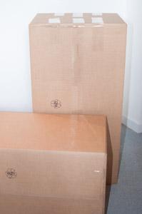 Colis carton