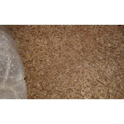 Copeaux  de chêne sans poussière 100 litres
