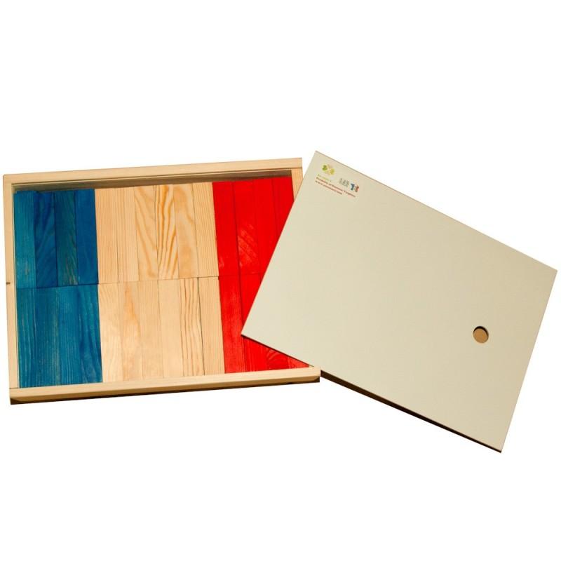 Planchette magique Vosg'Plates (c) teintées