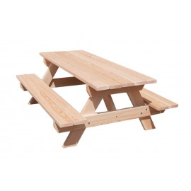 Table de jardin PMR