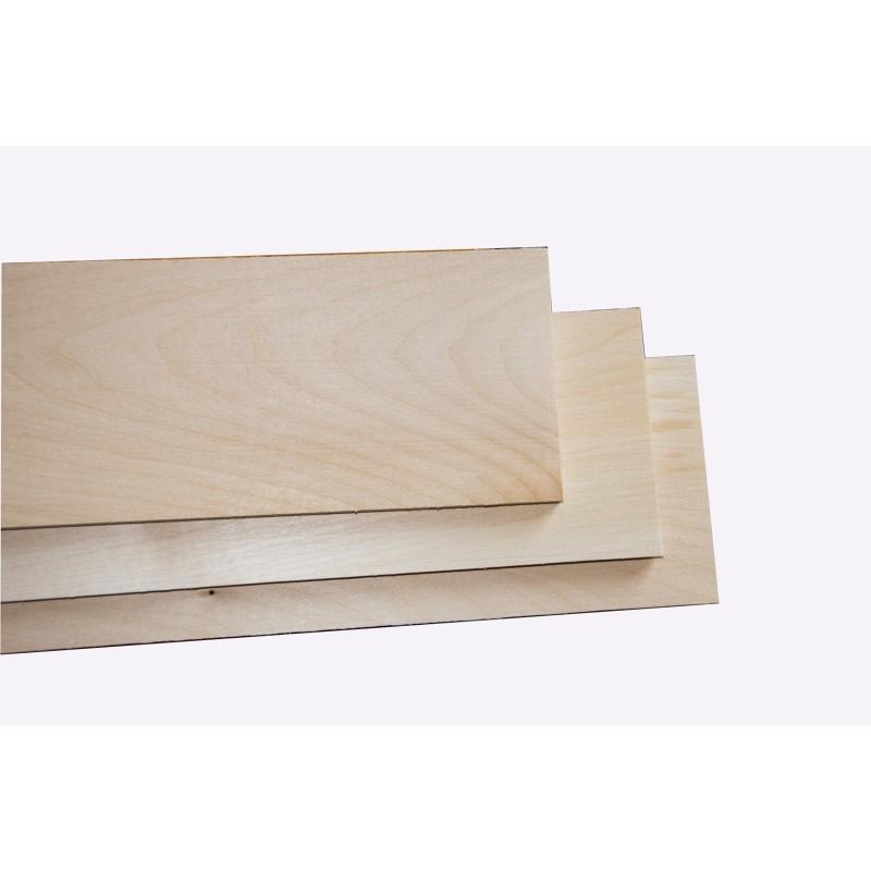 Planchette tilleul 100 x 1000