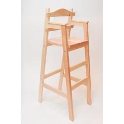 """Chaise enfant """"Dahut"""" pour table bar"""